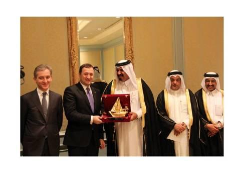 Ο πρωθυπουργός της Μολδαβίας Βλαντ Φιλάτ στη Ντόχα για προσέλκυση Καταριανών επενδύσεων στη χώρα του